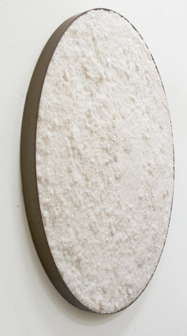 Untitled (salt circle)