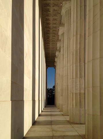 lincoln memorial west