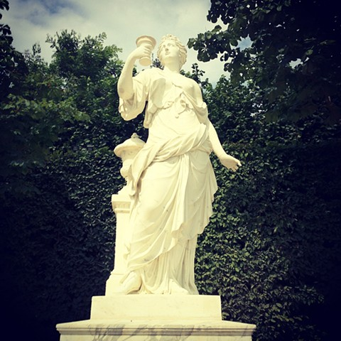 lady of versaille