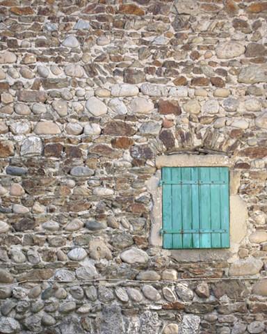 the green shutters