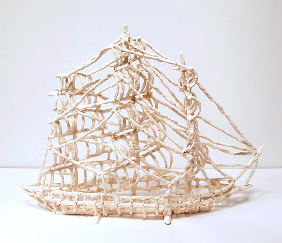 Bone Clipper Ship 2