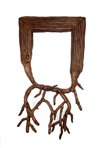 Frame Branch Elegy (#4)