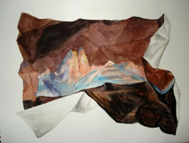 Frederic Church Iceberg Crumple 2 (large)