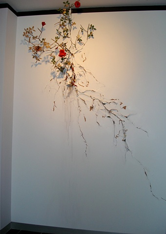 Progressive Art Collection: Rosebush for Gordon Matta Clark