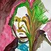 George Washington (Green Hair)