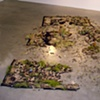 Rug with Grass