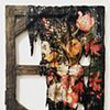 Broken Painting (Flowers)