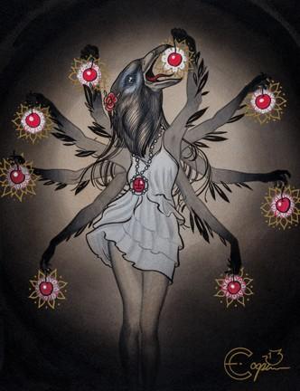 Crow Shiva