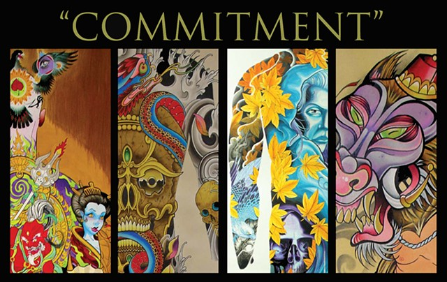 Commitment Flier
