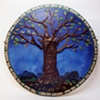 onetree oak wall plaque