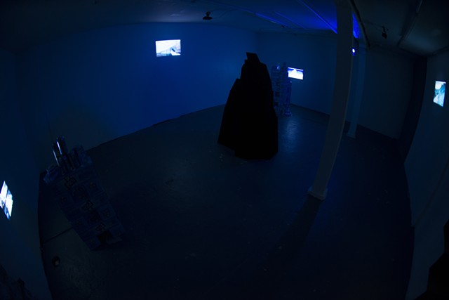 True North - Installation View