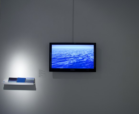 Sandy Island Travel Bureau - Installation View