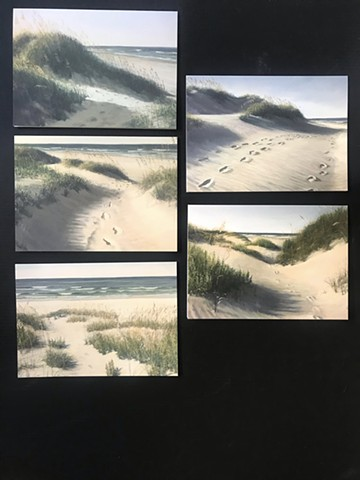 Dunescape Notecards