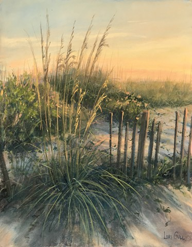 Golden Morning Dune