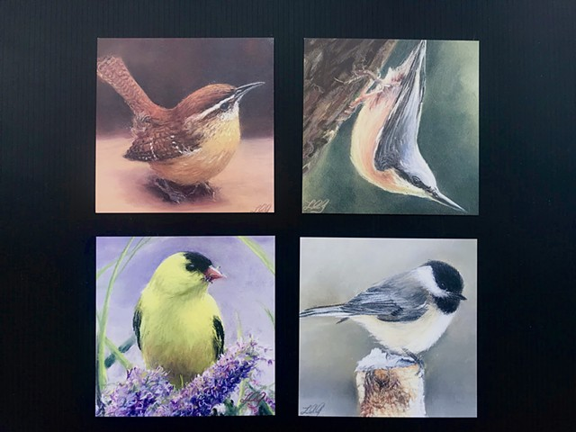 Songbird Notecards