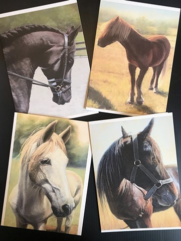 Horse Notecards