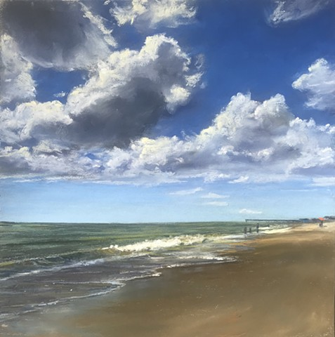 Available at Seaside Art Gallery, Nagshead NC