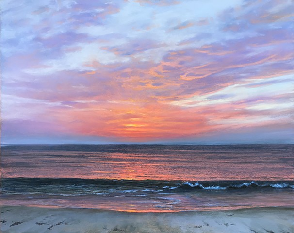 Available through Seaside Art Gallery in Nags Head, NC