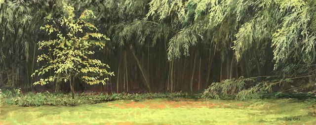 Bamboo Grove (Hidden Springs) Plein Air