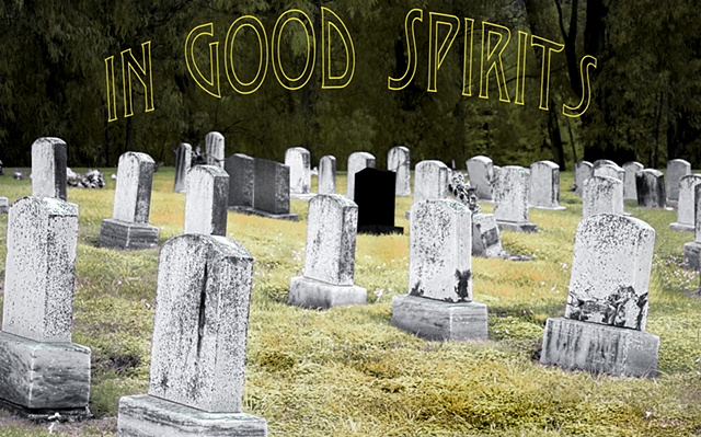 Title: In good spirits (front)