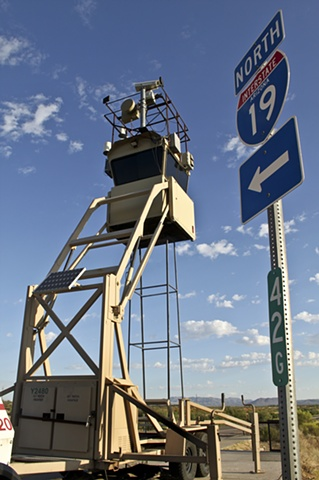 Border Patrol Watchtower