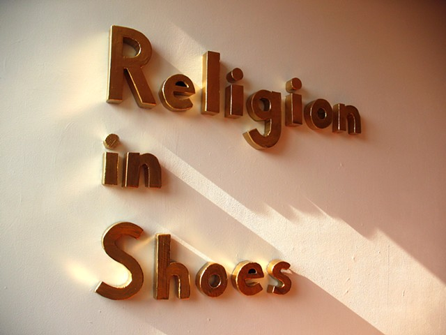 Religion in Shoes