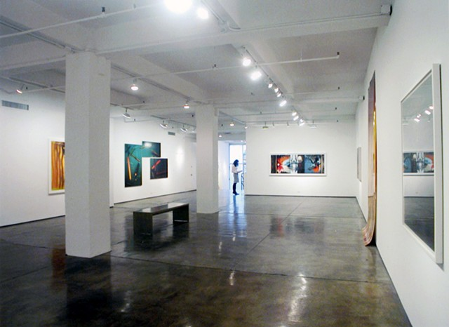 Imaging the Abstract, Installation view