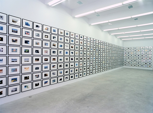 Memory Index Installation View
