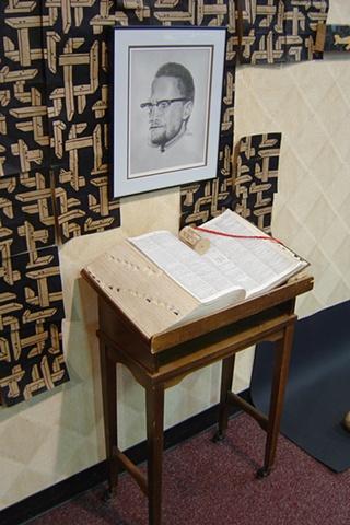Malcolm (Malcolm X College, Chicago)