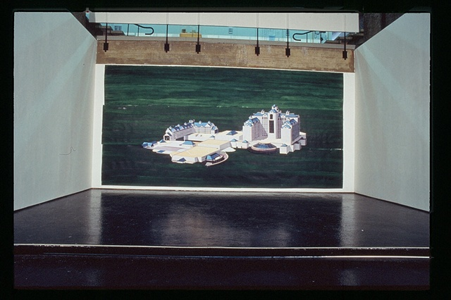 Model (exhibition view)