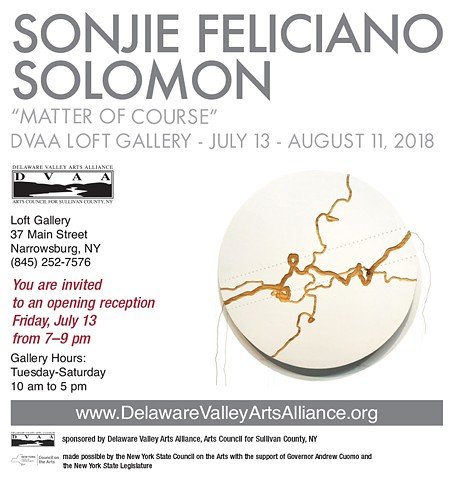 Solo show at the DVAA this summer