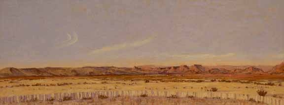 painting, texas, west texas, plein aire, art