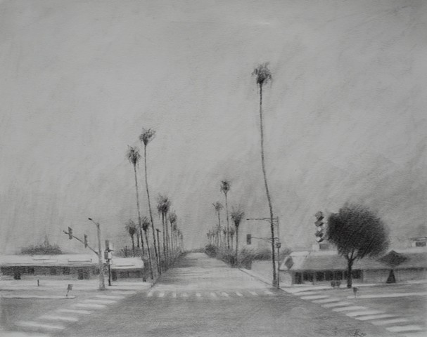 Grandview Ave at Venice Blvd