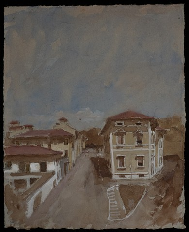 Study of Via Carrara