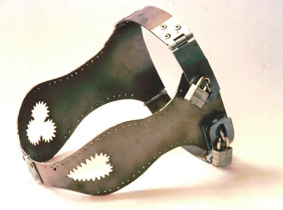 Chastity Belt for a Child