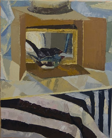 Dylan Pew, Painting I: Still Life, Alla Prima technique