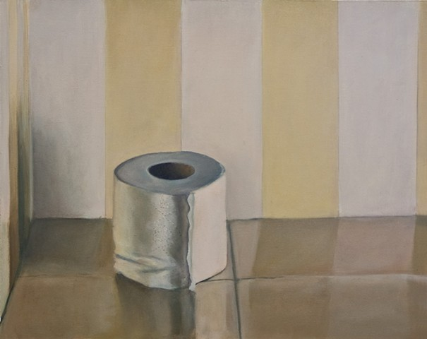 Dylan Pew, Painting I: Still Life, Glaze Technique