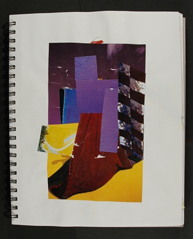 Kelsey Whitaker, Visual Studies III: Color Theory & Fundamentals, Color Archive