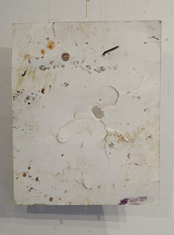 Dylan Pew, Painting I: Palimpsest