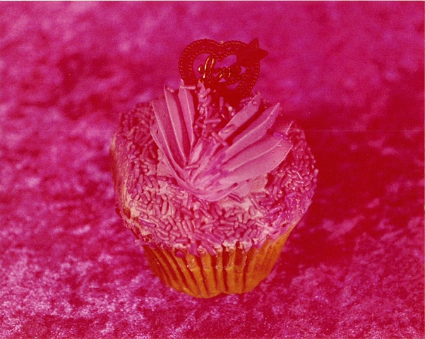 """Sense of Herself"" (Love Cupcake) 1 out of over 750 different images 1995-present"