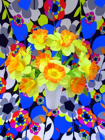 Can You Dig It? A Chromatic Series of Floral Arrangements (Yellow)