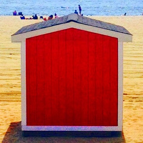 Red Hut on the Beach (Long Branch, NJ)