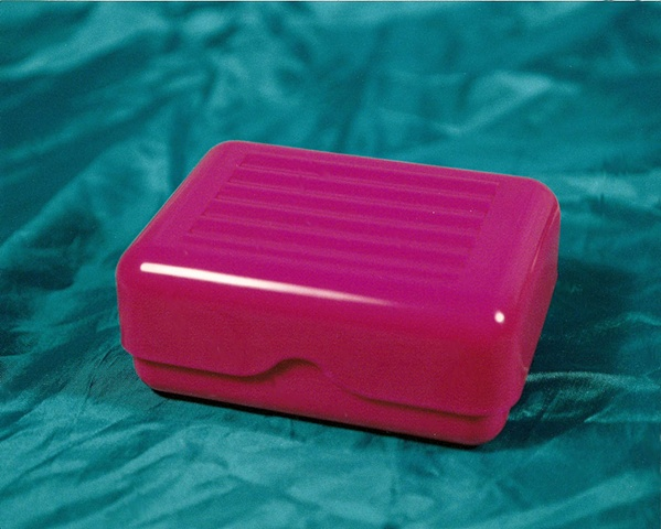 """""""Sense of Herself"""" (Plastic Soap Dish) 1 out of over 750 different images 1995-present"""