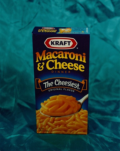 """""""Sense of Herself"""" (Kraft Mac & Cheese) 1 out of over 750 different images 1995-present"""