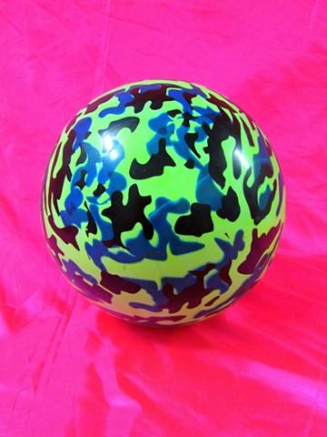Sunshine Daydream (Camouflage Ball)