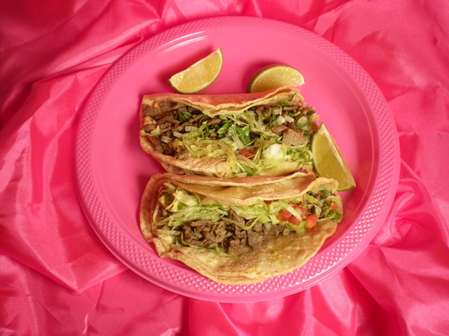 """Fave Foods (Bistek Tacos)"" from Rico's Taco Truck, 116th St."