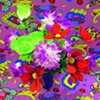 Can You Dig It? A Chromatic Series of Floral Arrangements (Red, Green, and Purple)