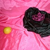 """Still Life with Pink Crown (Soured Princess)"