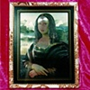 """Sense of Herself"" (Mona Lisa) 1 out of over 750 different images 1995-present"