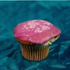 """Sense of Herself"" (Pink Cupcake) 1 out of over 750 different images 1995-present"